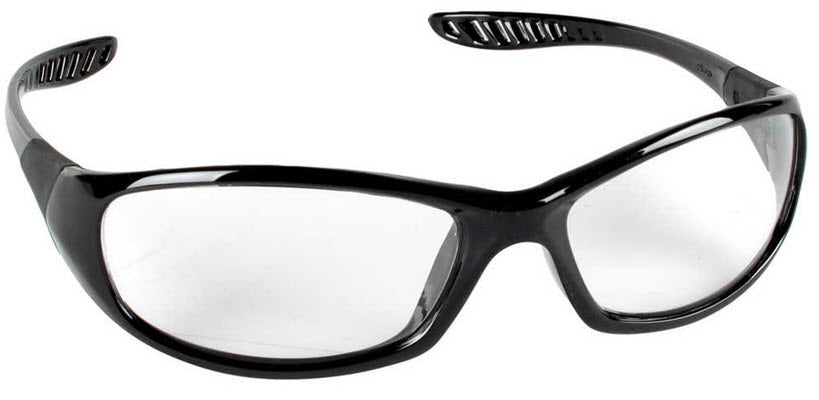 KleenGuard Hellraiser In/Out Clear Safety Glasses