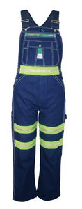 Liberty Men's Hi-Vis Bib Overall