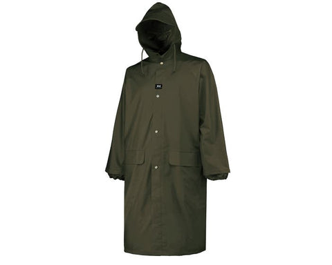 Woodland Duster Rain Coat