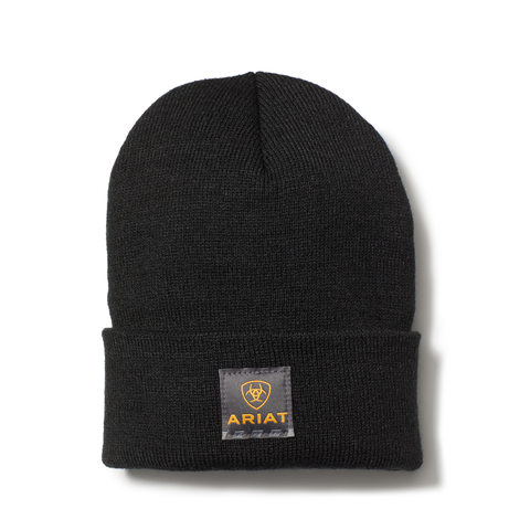 Rebar Watch Cap - Black