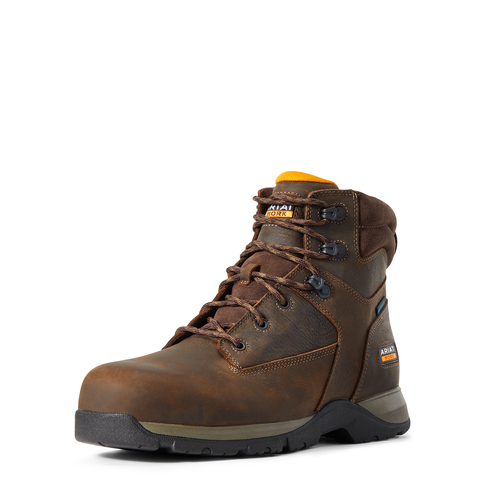 "Edge LTE 6"" Waterproof Composite Toe Work Boot"