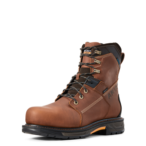 "WorkHog XT 8"" Waterproof Carbon Toe Work Boot"