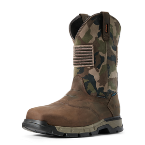 Patriot Waterproof Composite Toe Work Boot