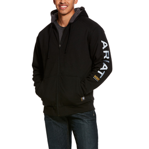 Rebar All Weather Full Zip Hoodie
