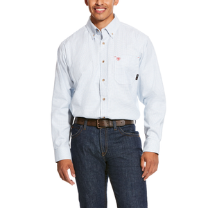 FR Work Shirt Twill DuraStretch