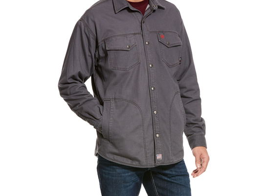 ARIAT FR Rig Shirt Jacket