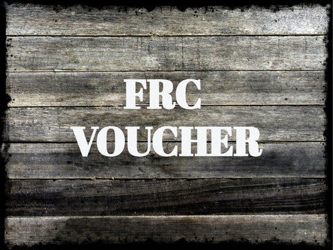 FR Clothing Voucher