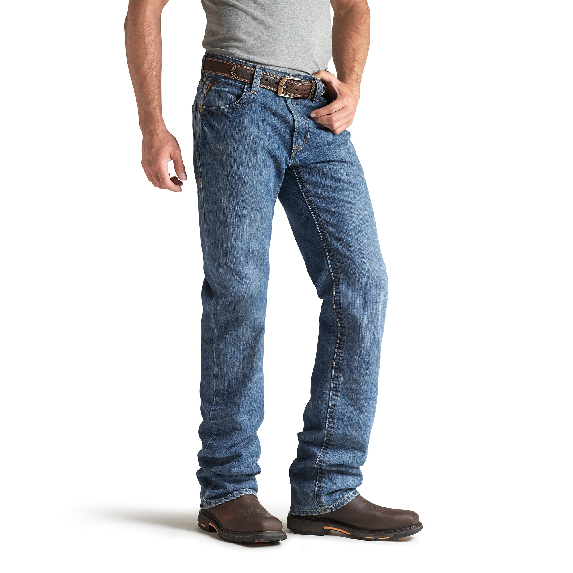 Ariat Men's FR Jeans - M3 Relaxed Straight Leg