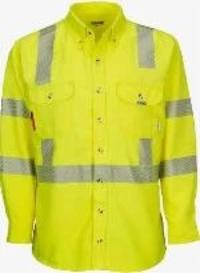 DH Hi Visibility Flame Resistant Shirt