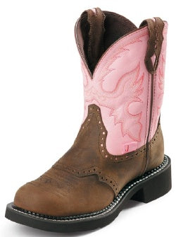 Women's Pink Gypsy Collection Work Boot