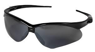 Nemesis Safety Glasses Smoke