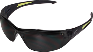 Edge Safety Glasses - Delano G2 Black / Smoke