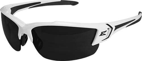 Safety Glasses - Khor White / Blue Mirror Polarized