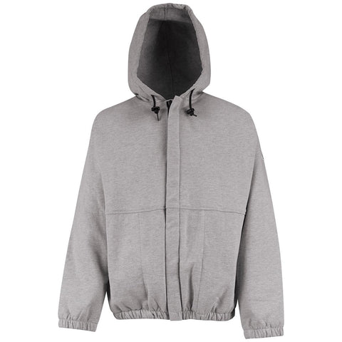 FR Zipper Front Hooded Sweatshirt
