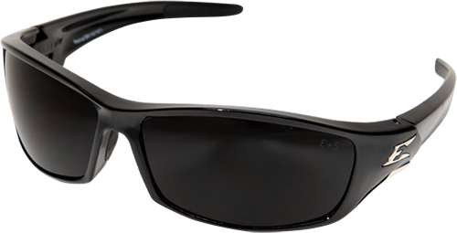 Reclus Safety Glasses Black / Smoke