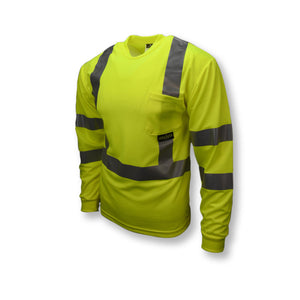 HiViz Reflective Long Sleeve T-Shirt