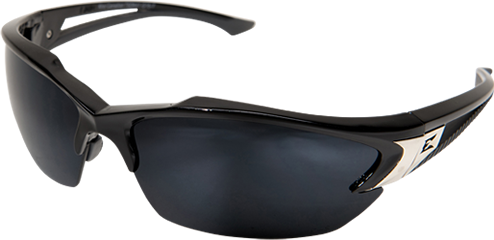 Edge Safety Glasses - Khor Black / Polarized
