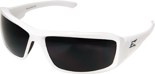 Brazeau White Smoke Lens Polarized