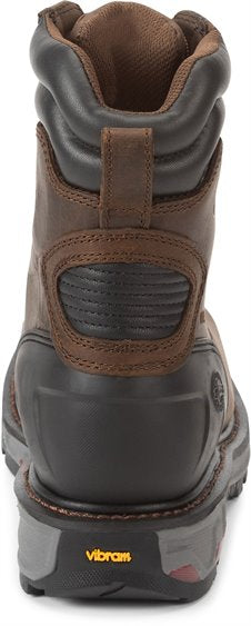 "Men's 8"" Pipefitter Waterproof Safety Toe Work Boot"