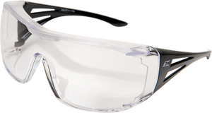 OSSA Black / Clear Lens