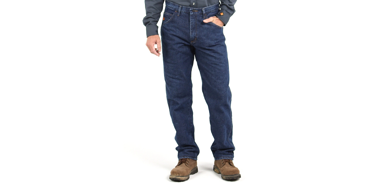FR Riggs Workwear Relaxed Fit Jean