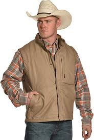 ARIAT FR Workhorse Insulated Vest Khaki