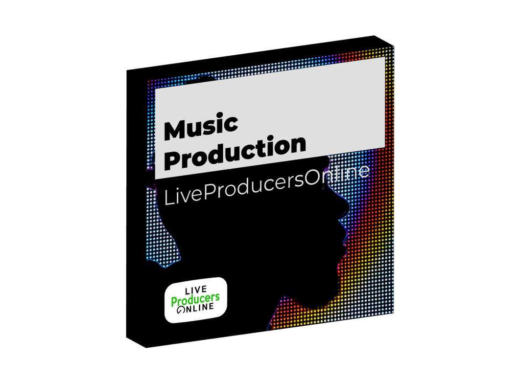 Music Production with LiveProducersOnline (1-month subscription)