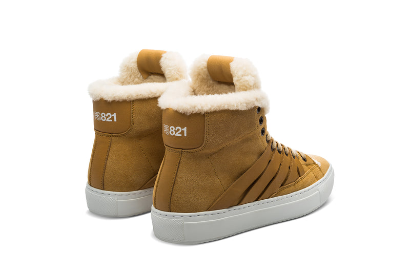 Baadlands Camel Shearling