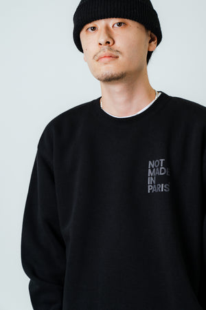 NOT MADE IN PARIS スウェット