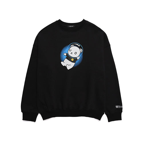 [DXOHxUNION] ユニバースベアスウェットシャツ / [DXOHxUNION] UNIVERSE BEAR SWEAT SHIRT