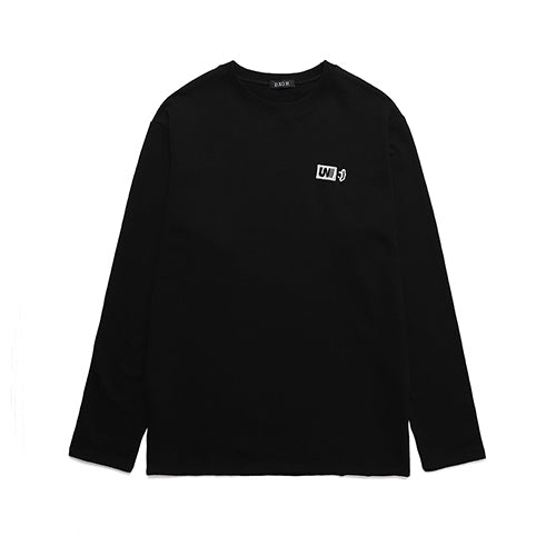 [DXOHxUNION]ベーシックロゴロングスリーブ / [DXOHxUNION] BASIC LOGO LONG SLEEVE