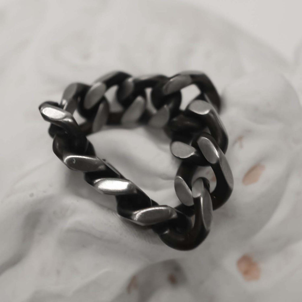 10mm 黒リング/10mm Black Ring