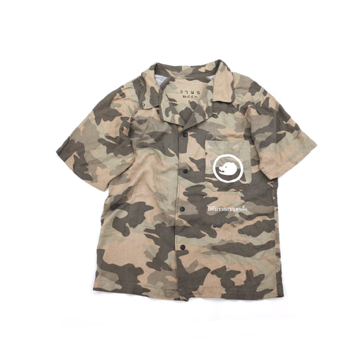 CRT - NDRS camo hawaii shirt