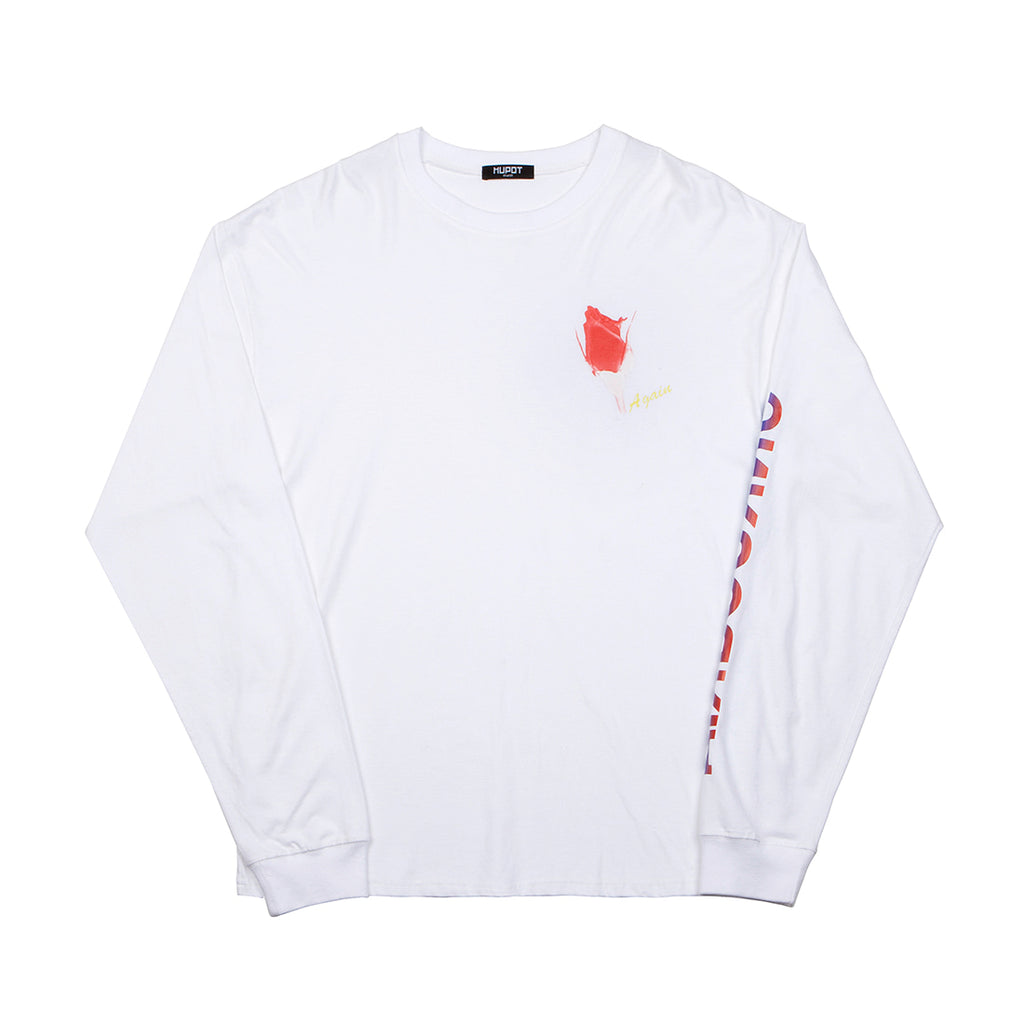 ROSE AGAIN LONG SLEEVE TSHIRT