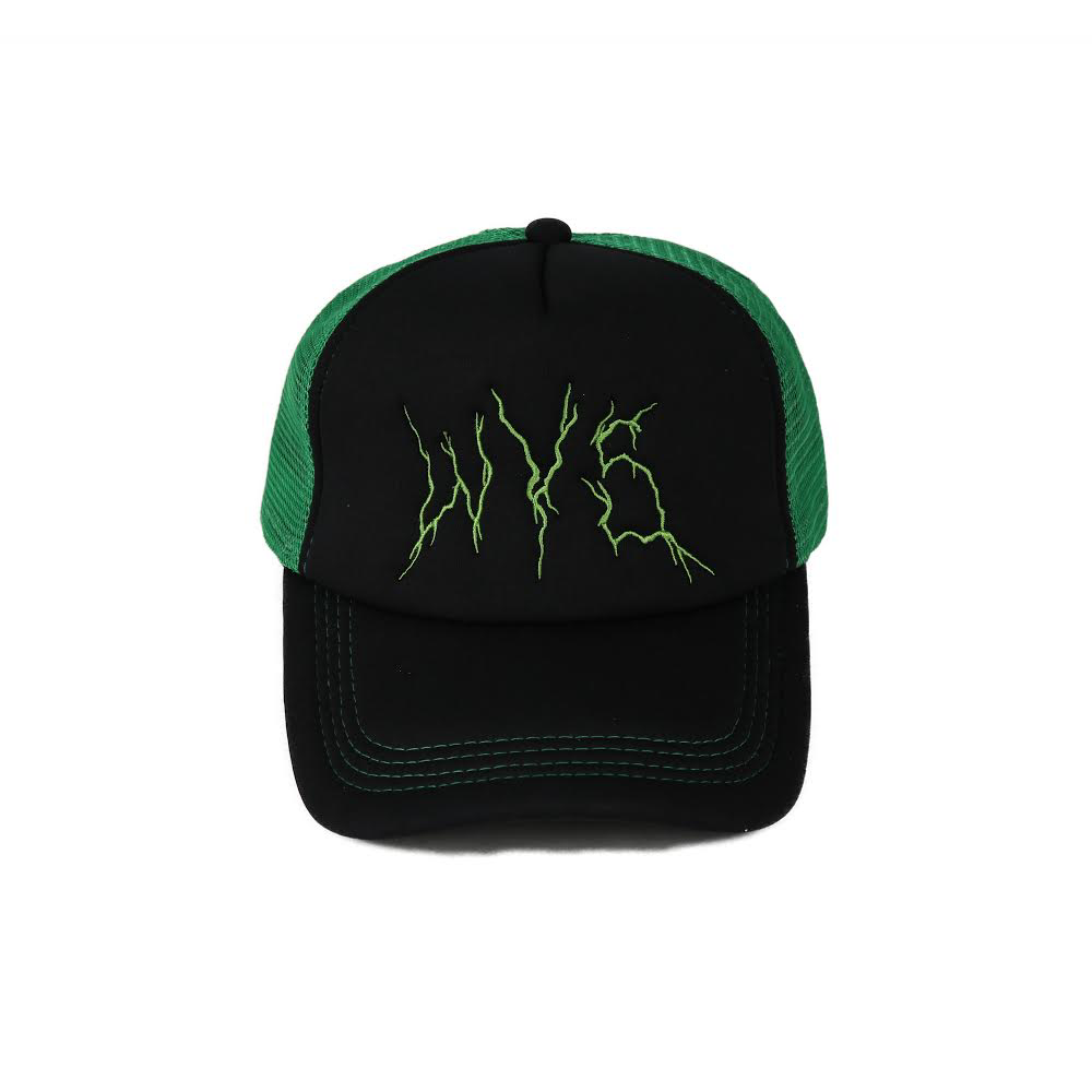 Trucker cap Green/Black