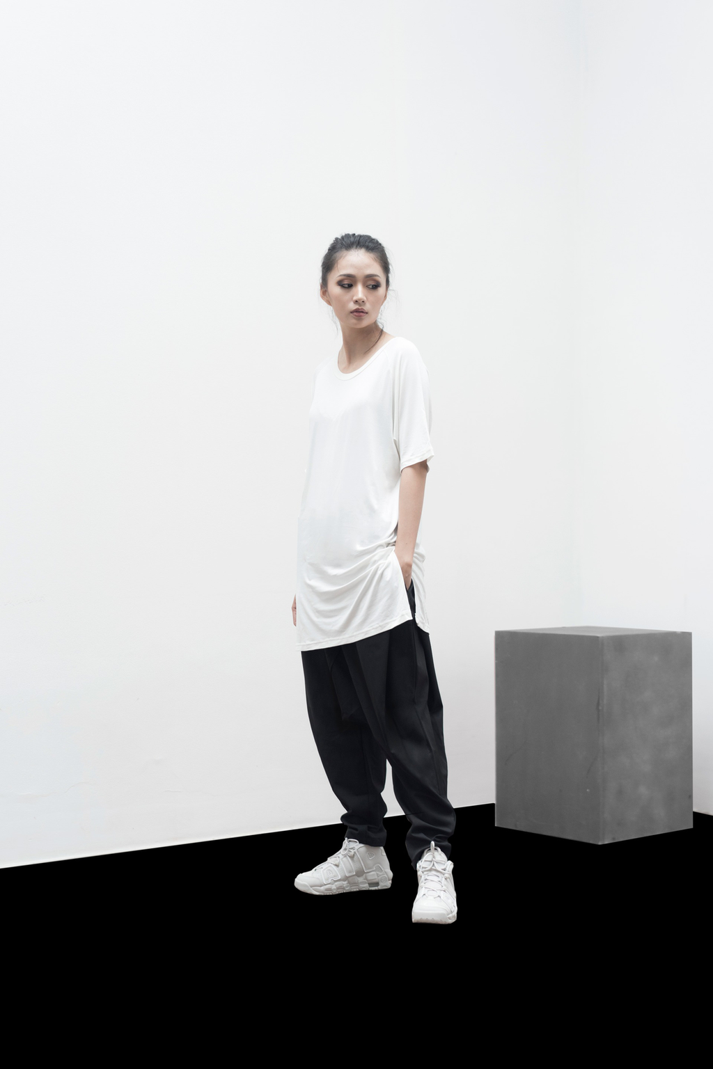 """Ryo Drop"" パンツ / ""Ryo Drop"" pants"