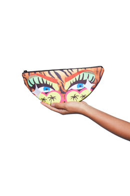 LE TIGRE MOON CLUTCH