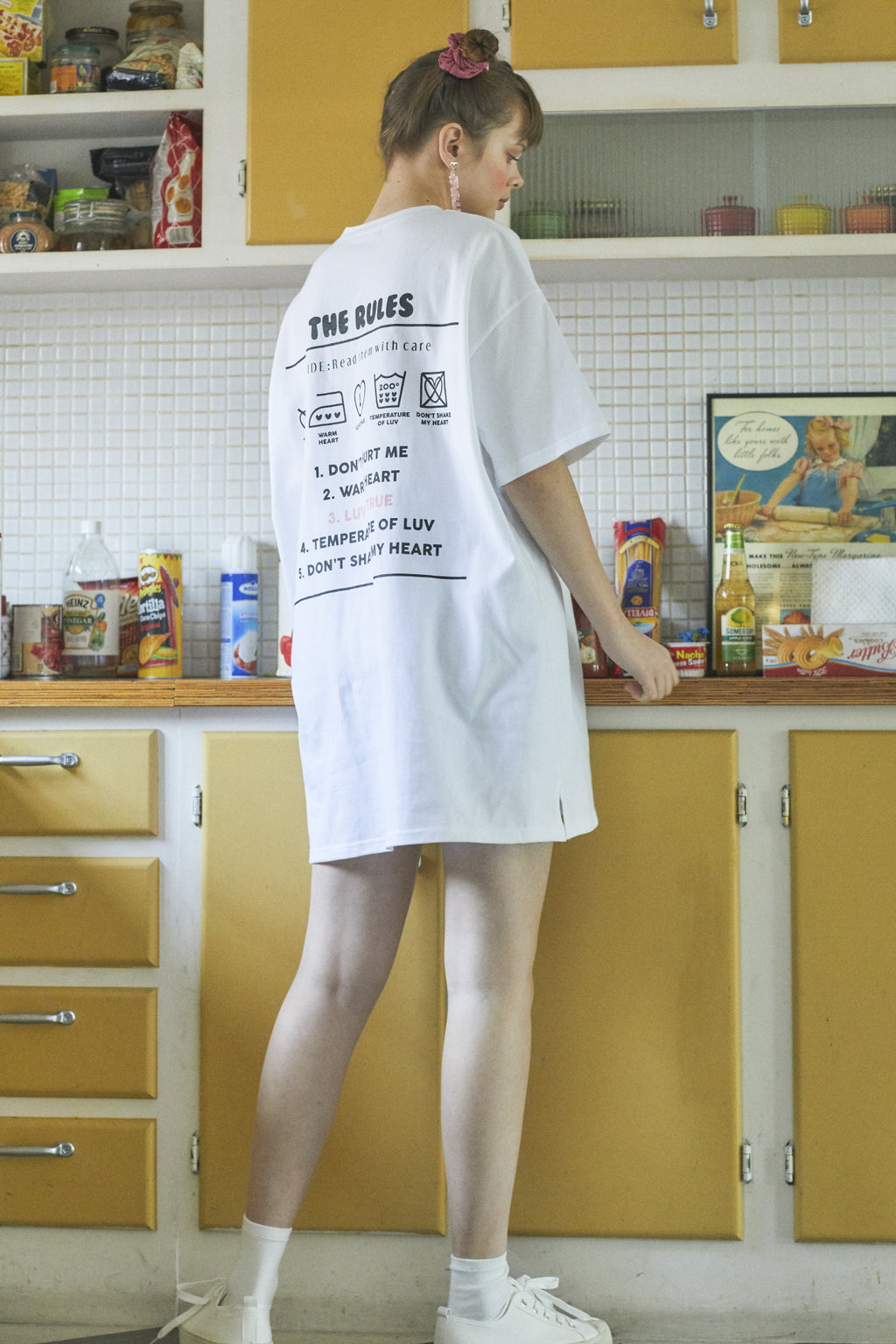 Tシャツワンピース / T shirt one-piece