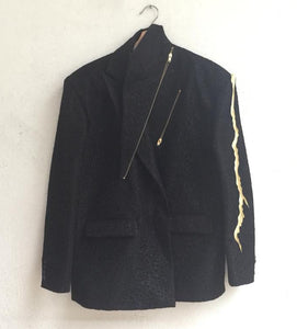 Tailored Unisex Suit with embroidery