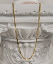 classic chain necklace(5colors)
