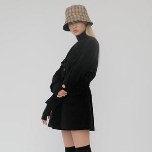コーデュロイ2wayハット | R CORDUROY TWO WAY HAT