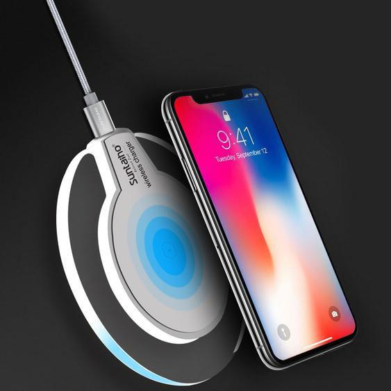 Qi Wireless Charger Suntaiho