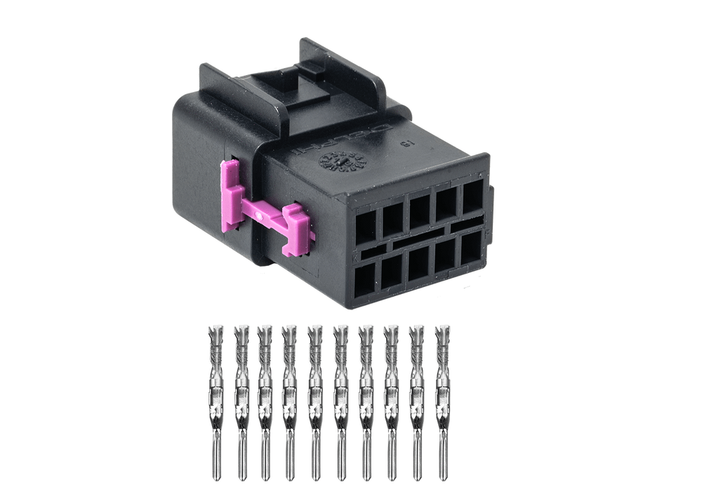 PRO550/600 10-Way Connector Kit