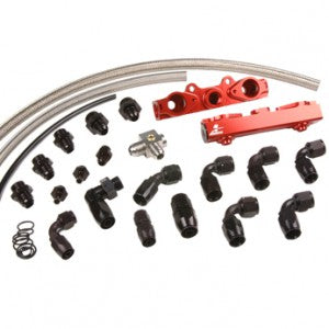 04-06 2.5L Side Feed Injector Subaru STI Rail Kit