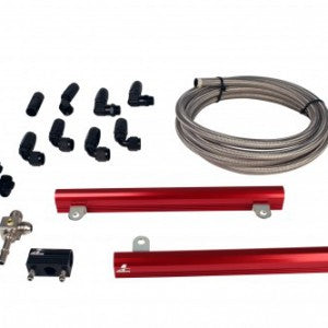 07 Ford 5.4L GT500 Mustang Fuel Rail Kit.