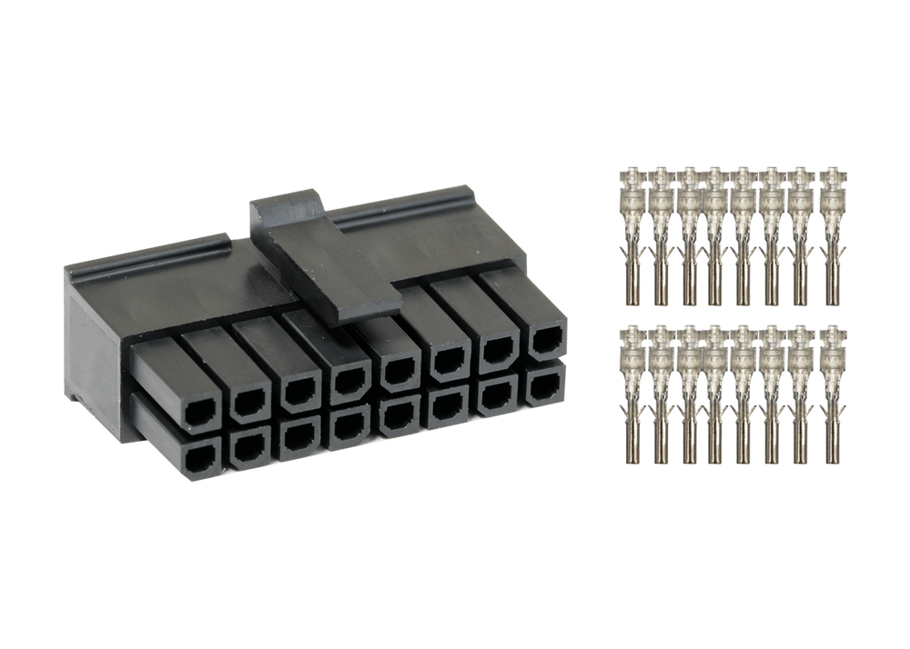 16-Way Auxiliary Connector Kit