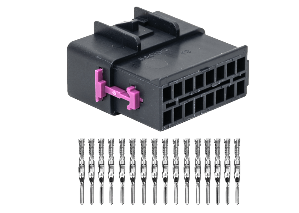 PRO600 16-Way Connector Kit