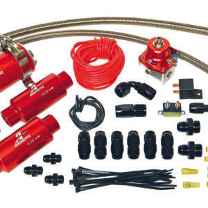 A750 Fuel System, Includes: (11103 A750 pump, 13109 regulator, fittings & o-rings).