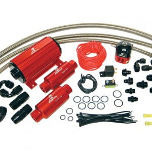 A1000 Carbureted Fuel System Complete (includes 11101 pump, 13204 reg., (2) filters, hose, fittings,