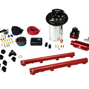 System, 10-13 Mustang GT, 18694 A1000, 14116 4.6L 3V Rails, 16306 PSC & Misc. Fittings.